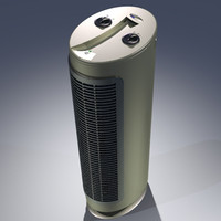 3d model household air purifier