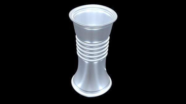 cup space 3d blend - Space Cup Large... by Mr. Moose