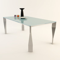 diamond table 3d 3ds