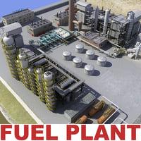 Fuel plant