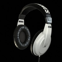 3d model headphones