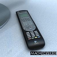 logitech harmony 510 remote control lwo