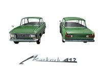 Moskvitch 412 IE (Elite 1500)
