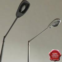 3d street lamps v2