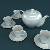 porcelain tea set max