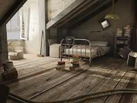 3dsmax old room