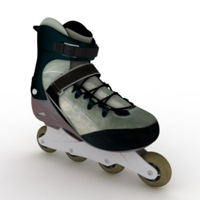 recreation roller 3d model - Roller... by coboide