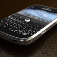 3d blackberry bold model
