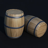 Barrel_Wood