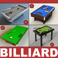 Billiard-tables collection