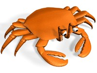cartoon crab max