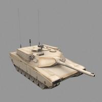 """M1A1 """"Abrams"""