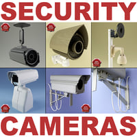Security Cameras collection