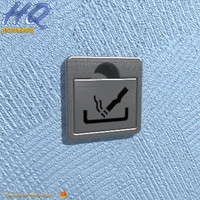 3d wall ashtray 01