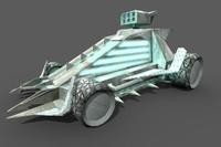 3ds max car