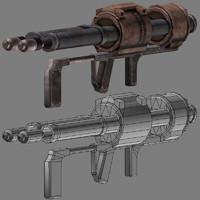 maya rocket launcher