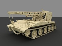 M578 Light Armored Recovery Vehicle