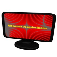 Widescreen Computer Monitor (16:9)
