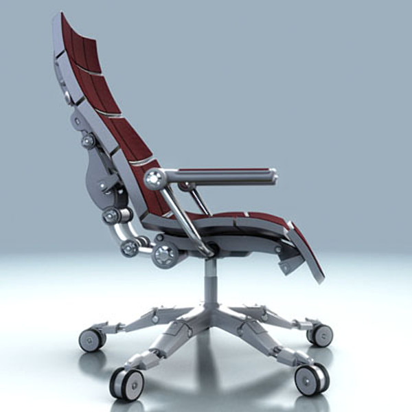 Futuristic Office Chair Home And Family