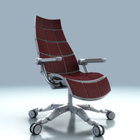 Futuristic Chair