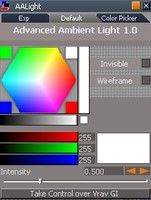 Advanced Ambient Light
