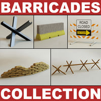 Barricades collection