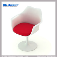 ES Tulip Arm Chair