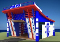 philips pavilion bangladesh dwg