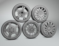 Wheel Collection with rim