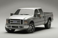 f-250 pickup truck 3d model