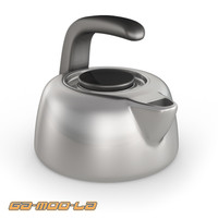 kettle 3d max