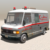 arab street element ambulance 3ds