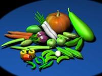 Vegetable collection.rar