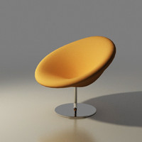 Little globe chair by Pierre Paulin Artifort