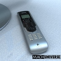 lwo logitech harmony 520 remote control