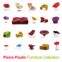 3ds max chair paulin pierre
