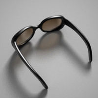 3d model sunglasses glasses sun
