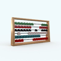 3ds max childrens abacus