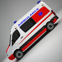Generic European Ambulance