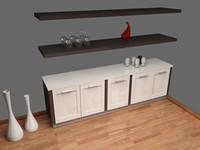 3d kitchen 2