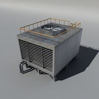maya roof industrial air conditioner