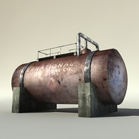 max industrial propane tank