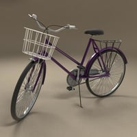 3d bibycle bike