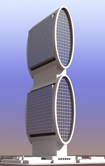 3d model future building 02 - Future Building_02... by yusuf joher taherali