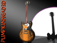 3ds max gibson es 335