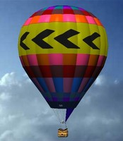 The GetAway Hot Air Balloon.zip