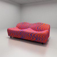 abcd sofa by Pierre Paulin Artifort