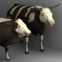 bull+cow