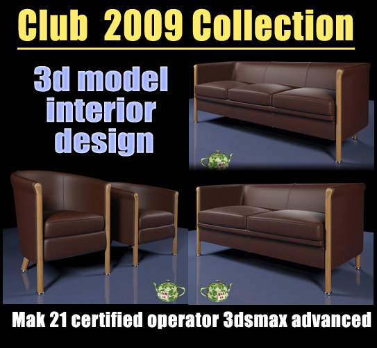 club 2009 collection