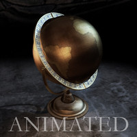 Animated Old Globe